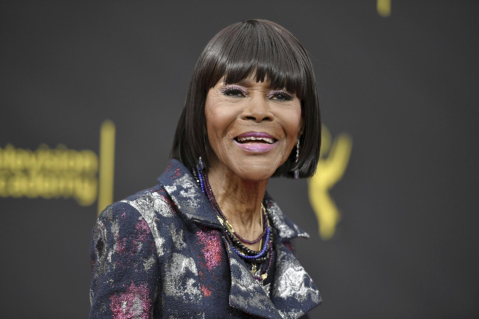 Cicely Tyson 2013 BS