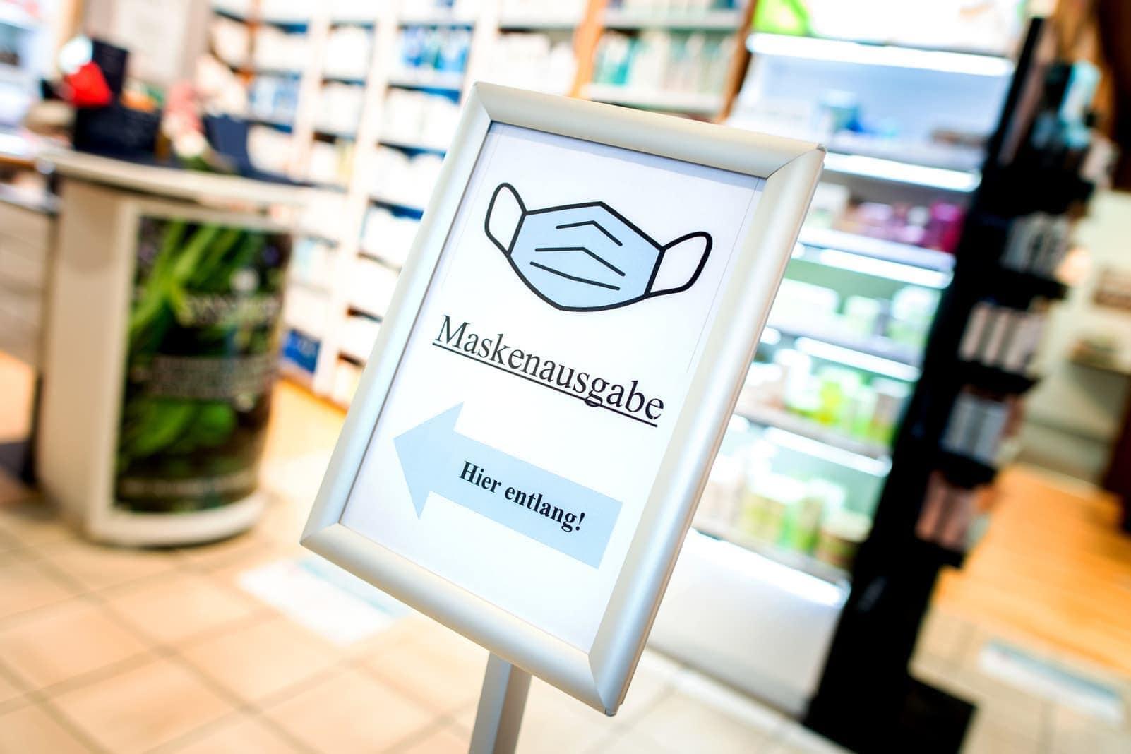 FFP2-Masken kostenlos in Apotheken - das müsst ihr wissen