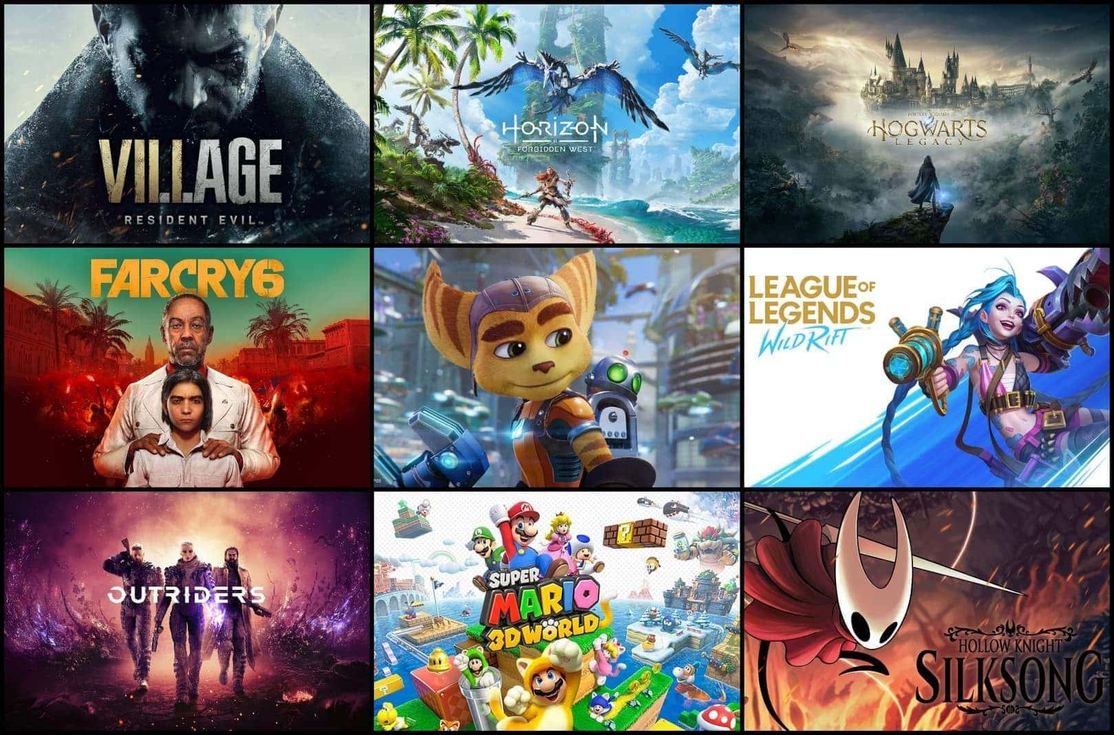 Besten Games 2021