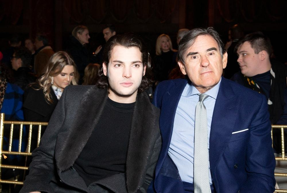 Harry Brant Peter Brant Jr. 2019