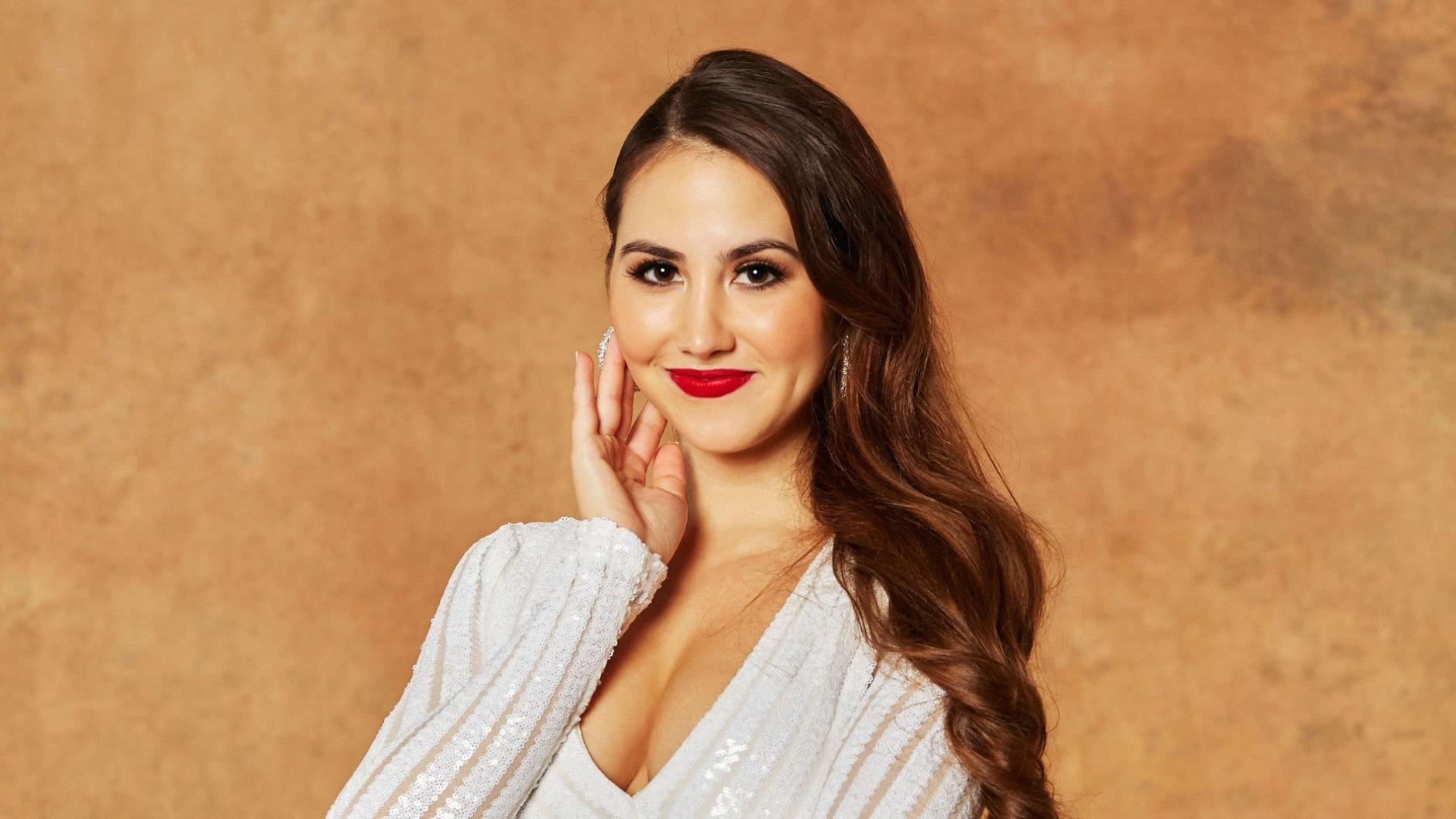 Maria Chatzinikolau Der Bachelor BS 8