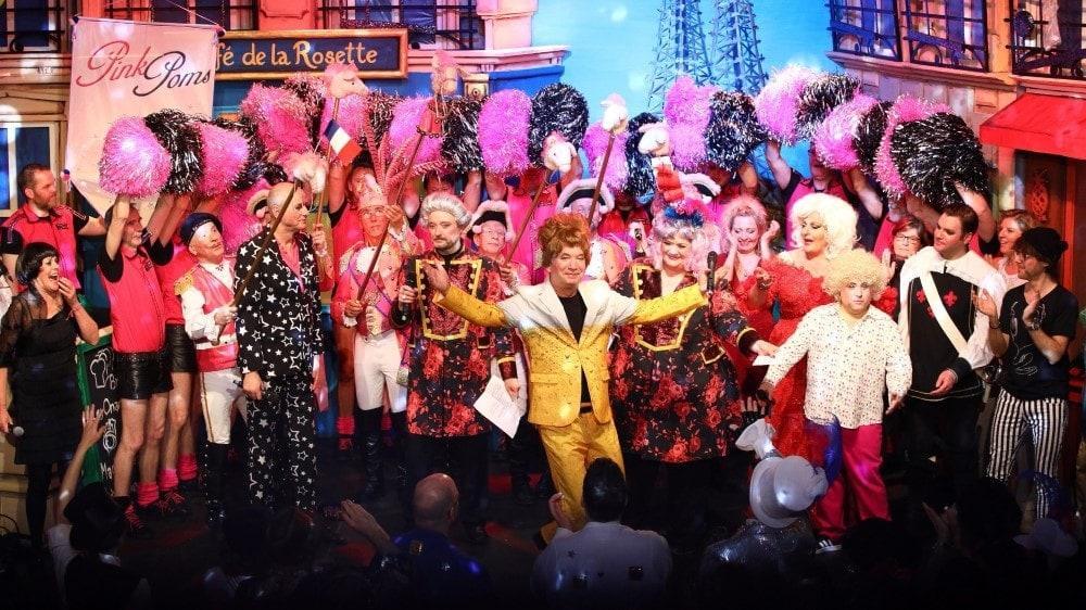 Eurosavision Roeschen Sitzung Karneval 2021