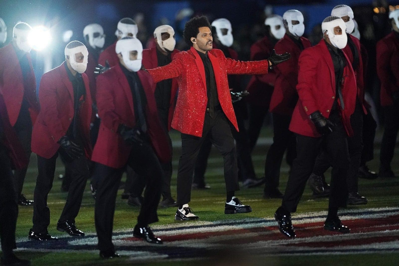 Super Bowl in Florida The Weeknd BS