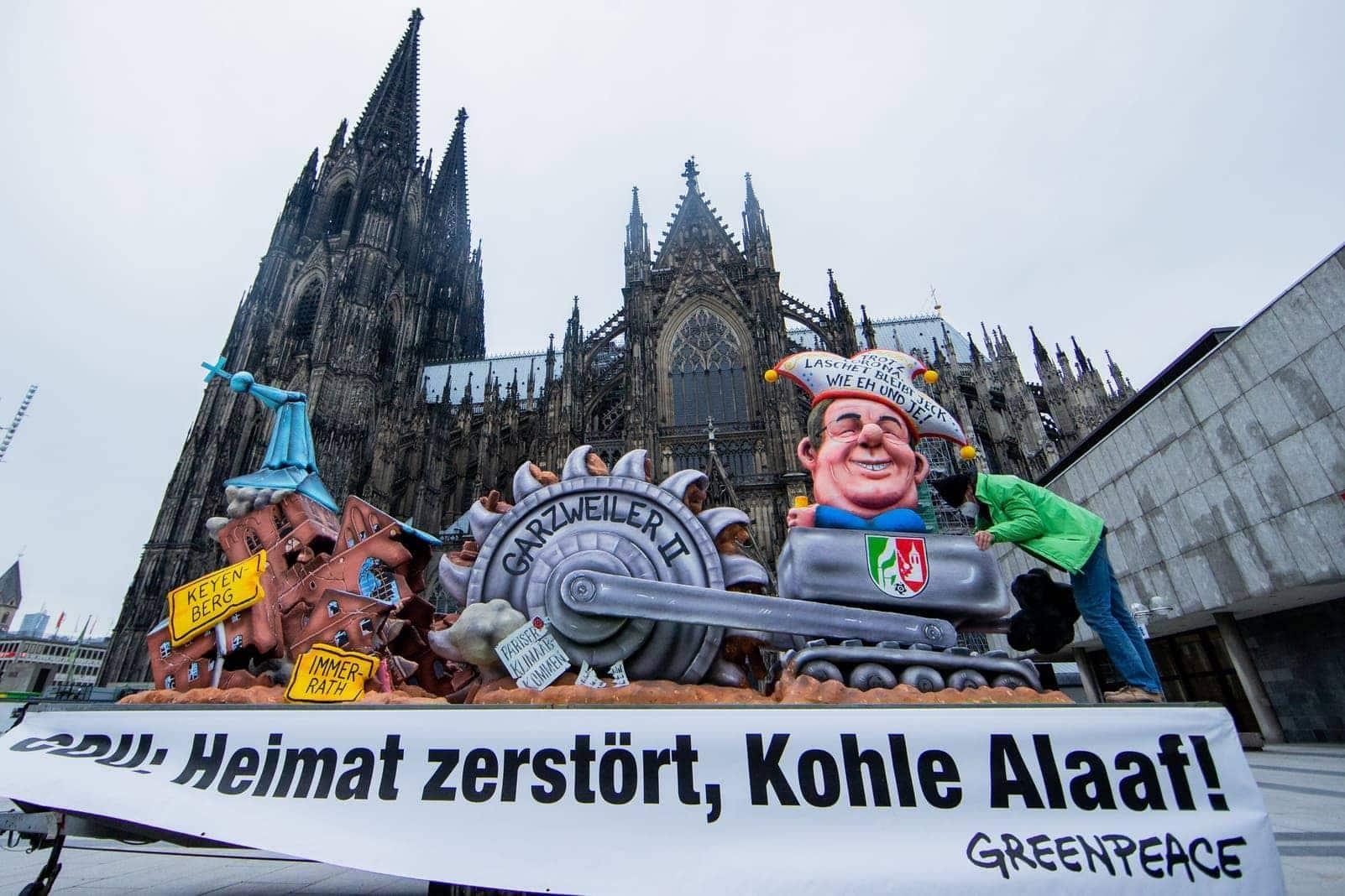Rosenmontag Köln 2021