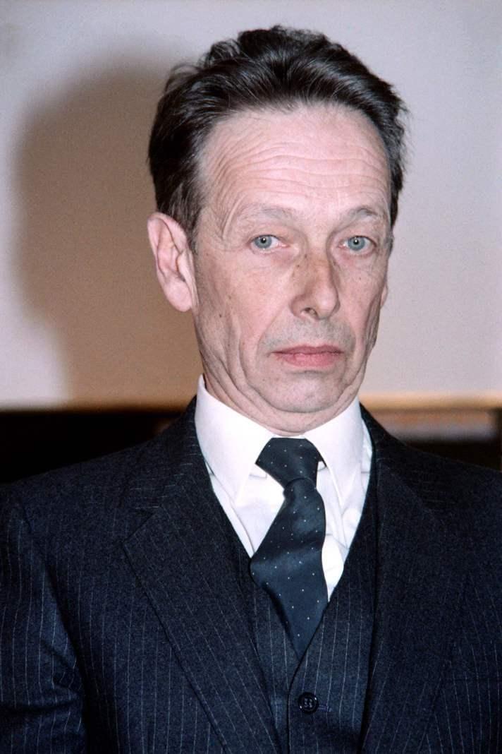 Philippe Jaccottet 1987