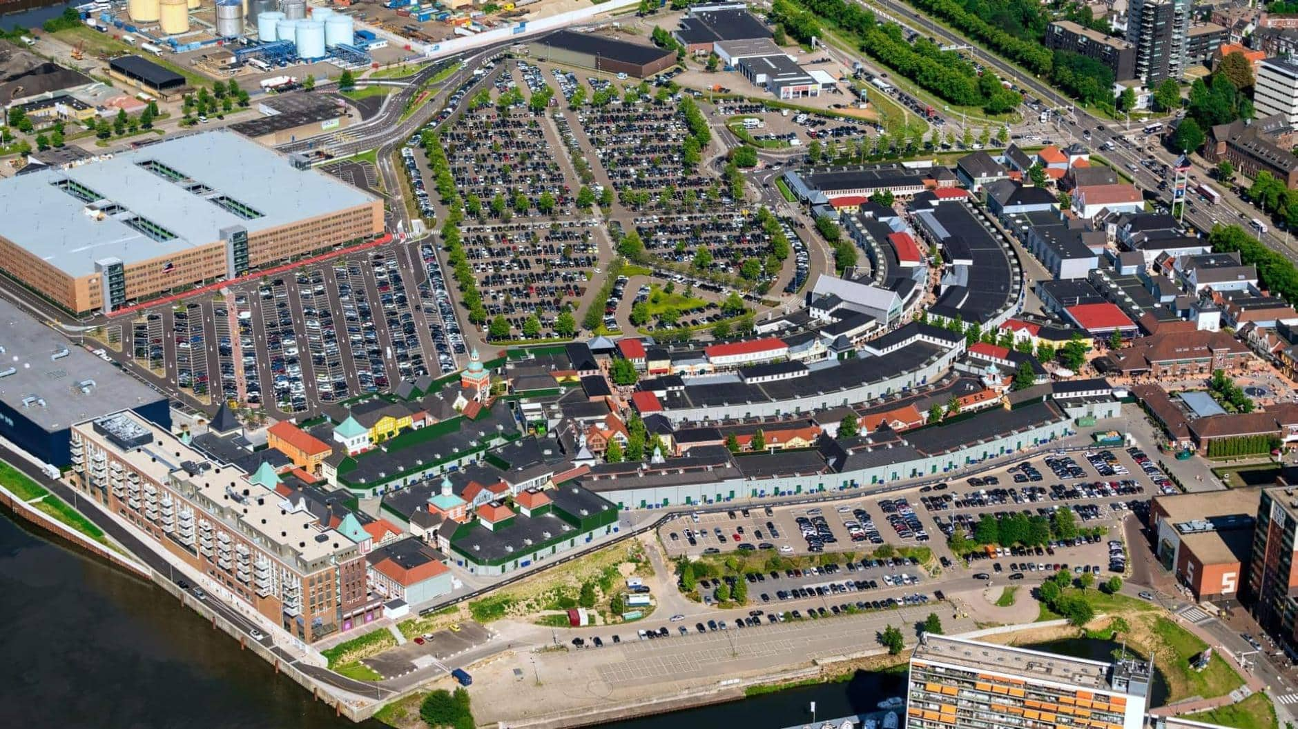 Roermond Outlet Center