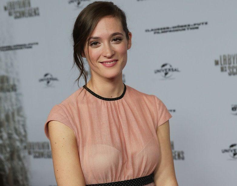 Schauspielerin Friederike Becht