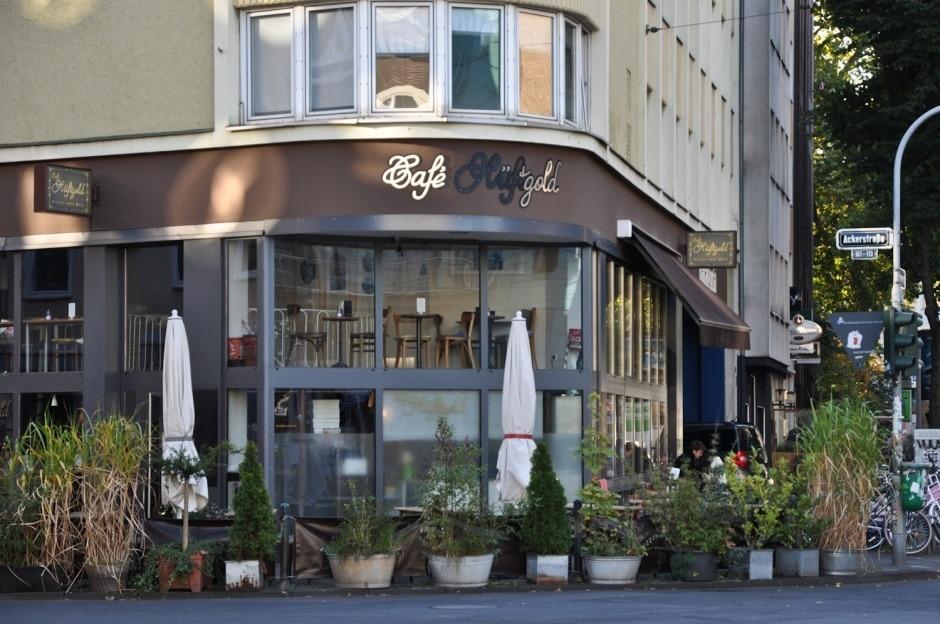 Café Hüftgold Düsseldorf