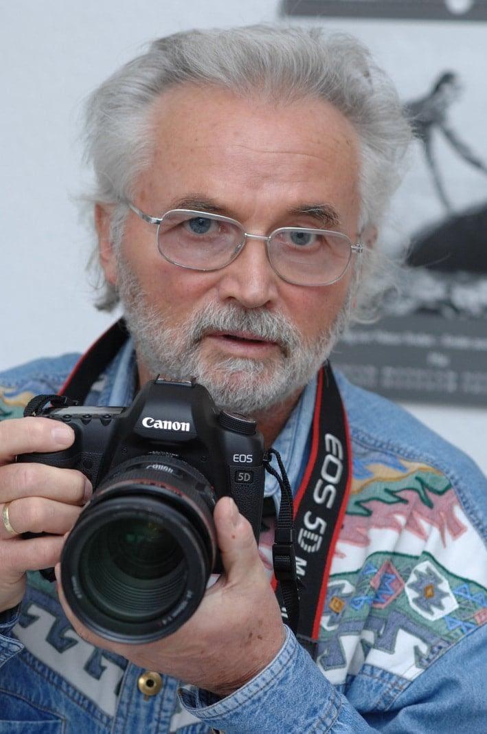 Aktfotograf Klaus Ender mit 81 Jahren gestorben
