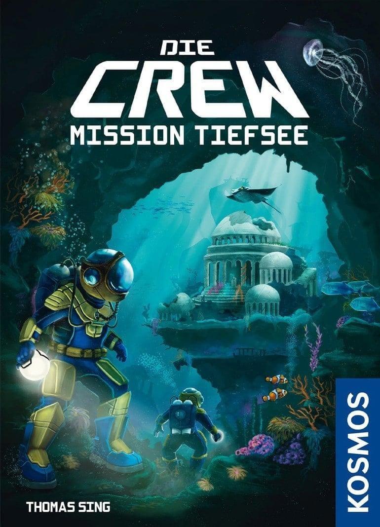 Die Crew Mission Tiefsee