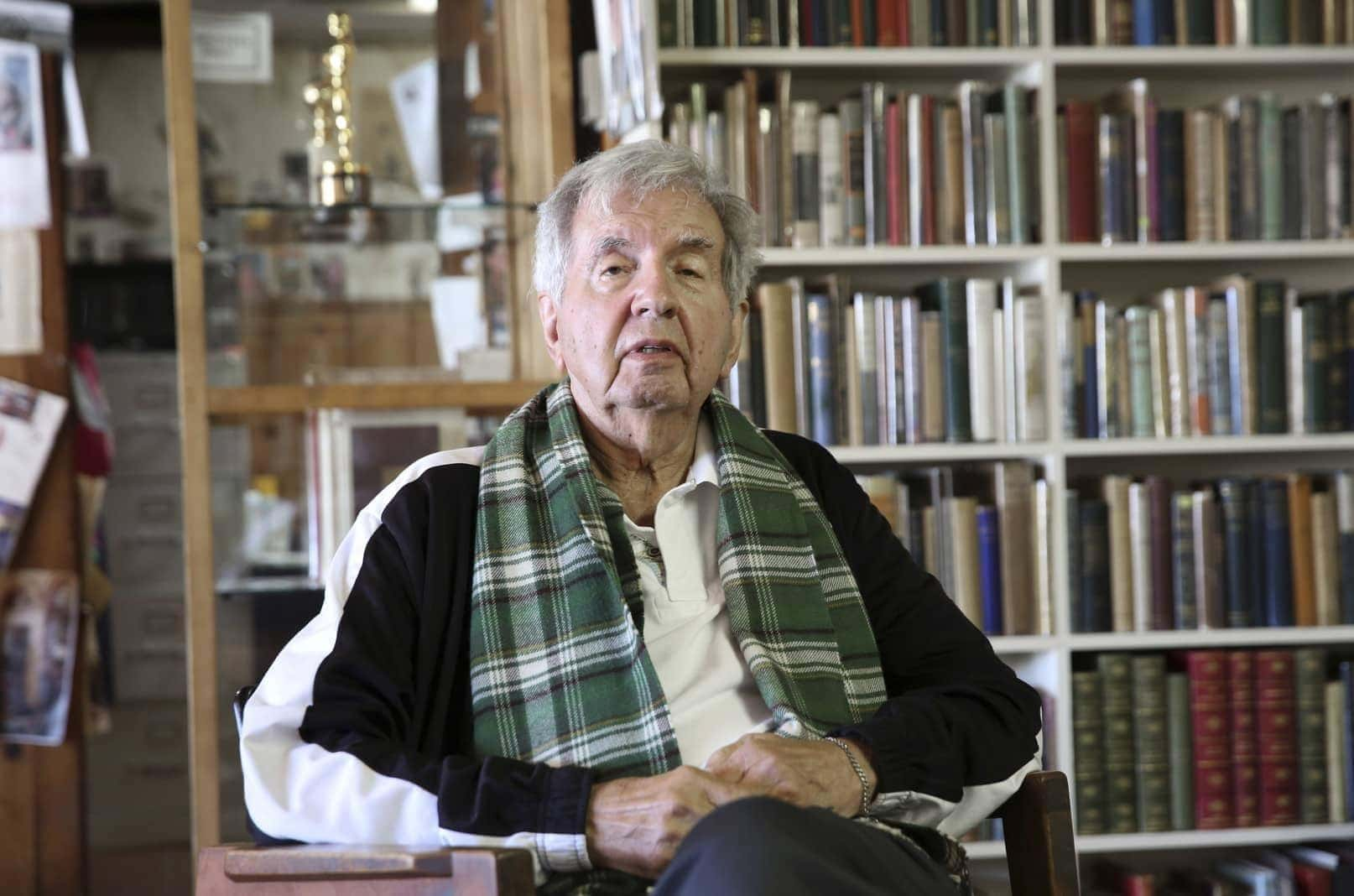 Larry McMurtry 2017