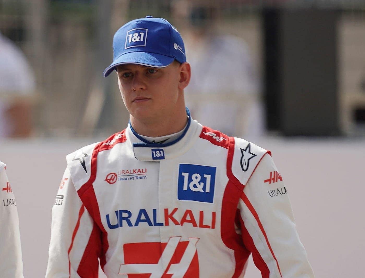 Mick Schumacher Haas