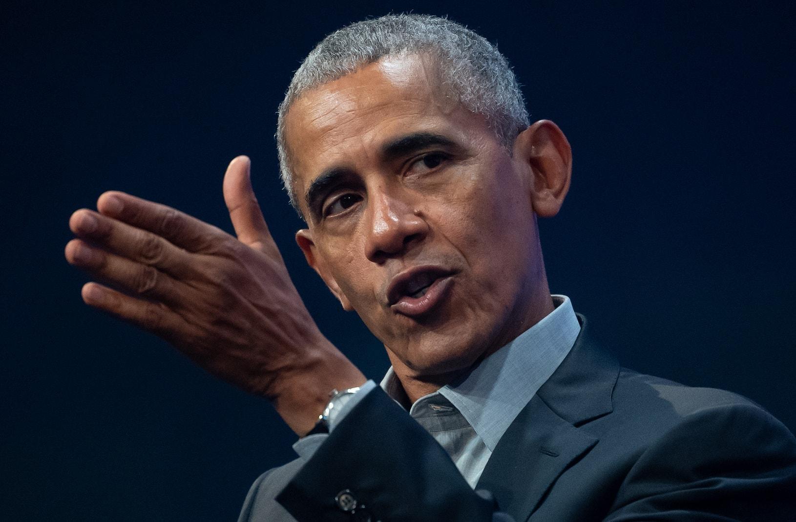 Barack Obama für BS