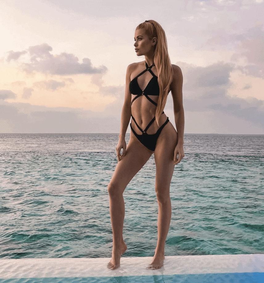 Sophie nackt melina Melina sophie