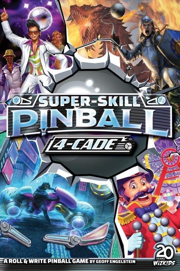 Super Skill Pinball