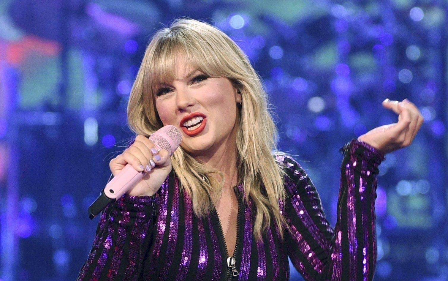 Taylor Swift für BS