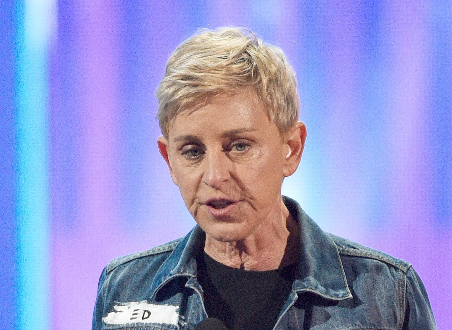 US-Moderatorin Ellen DeGeneres für BS