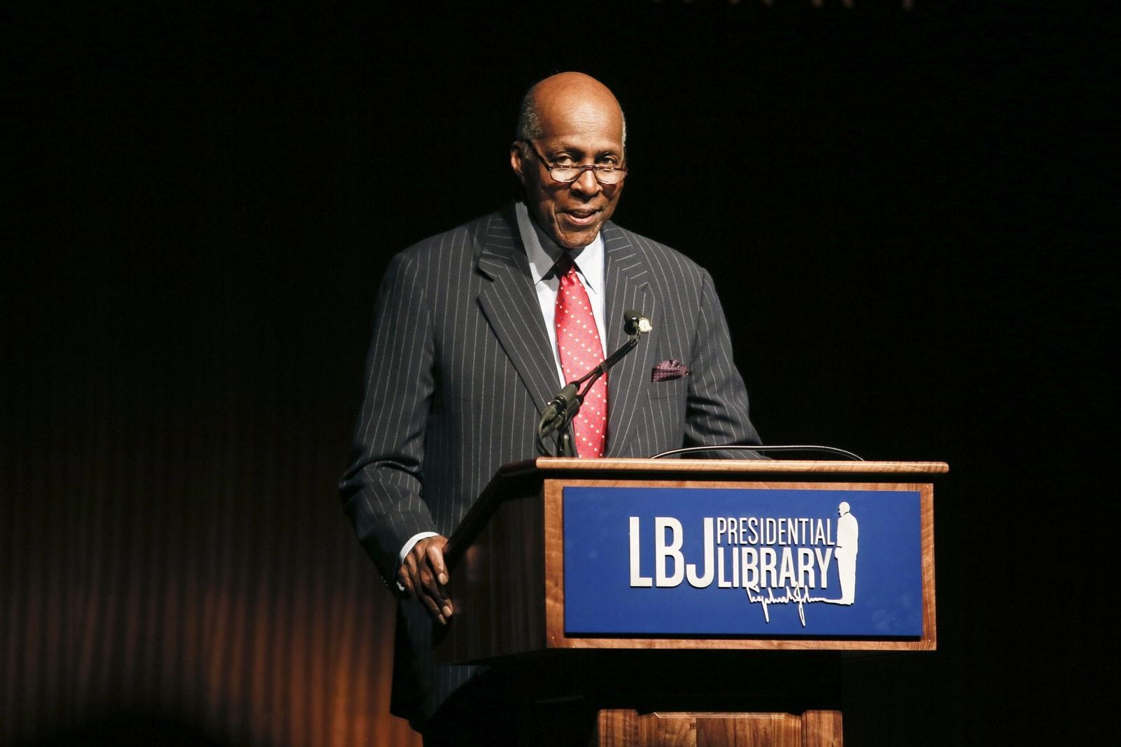 Vernon Jordan 2014