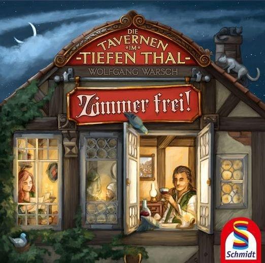 Die Tavernen im Tiefen Thal - Zimmer frei