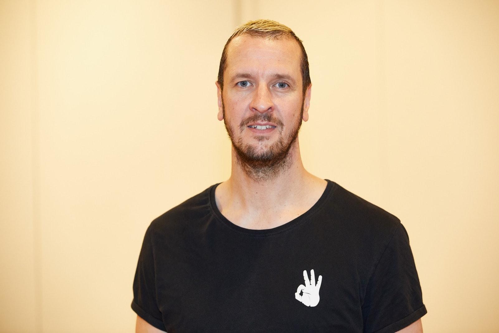Pascal Hens für Lets Dance BS