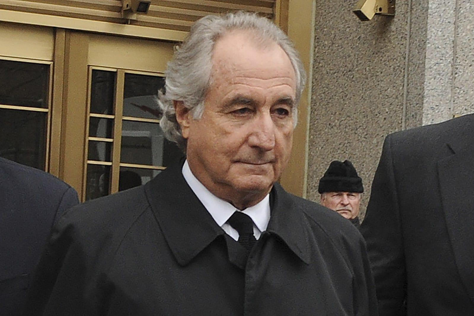 Bernie Madoff für BS