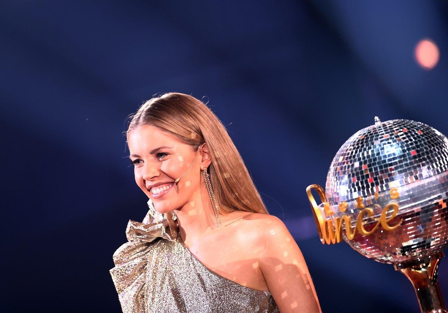 """""""Let's Dance"""" BS Victoria Swarovski"""