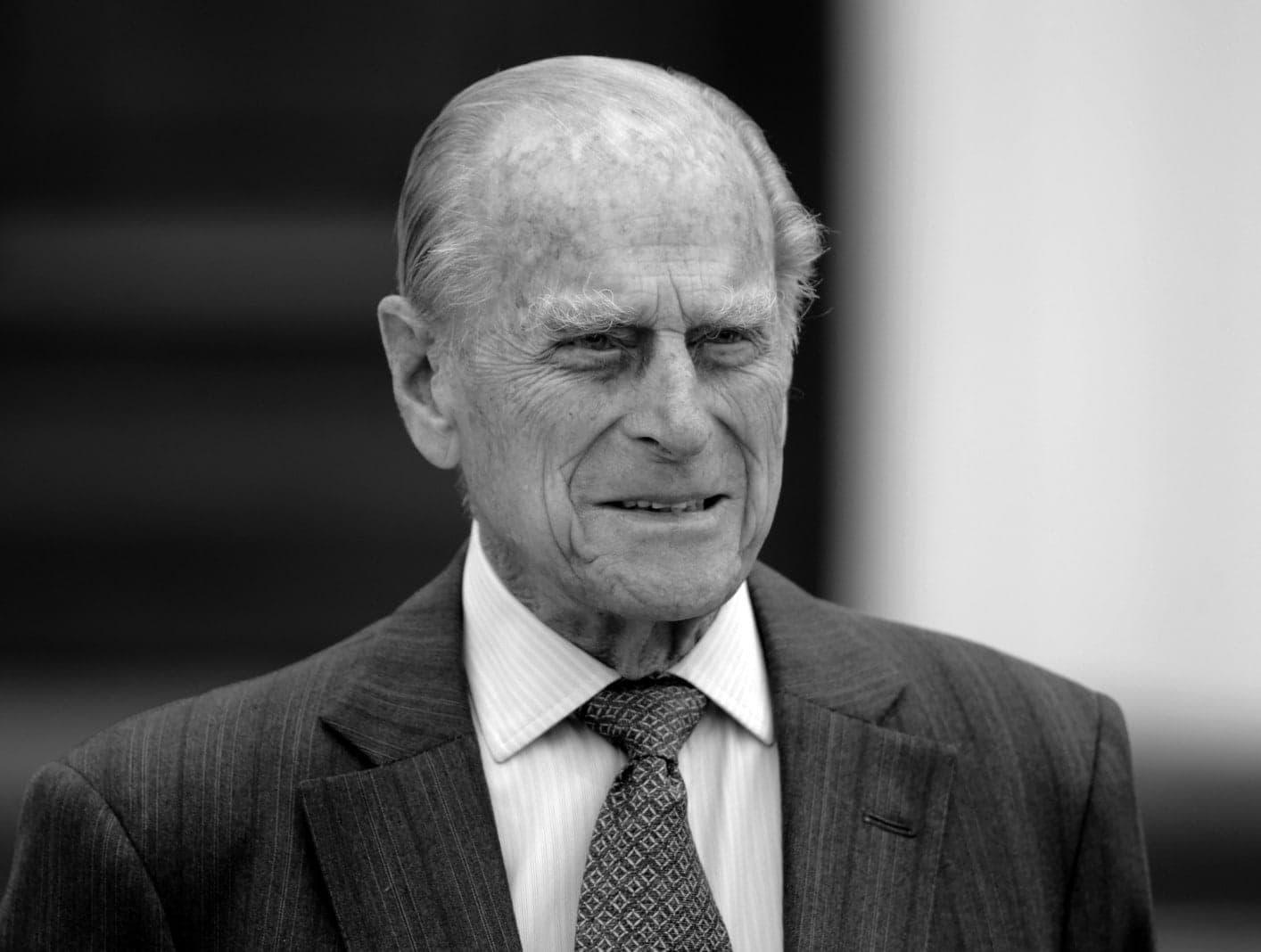 Prinz Philip für Toten-BS