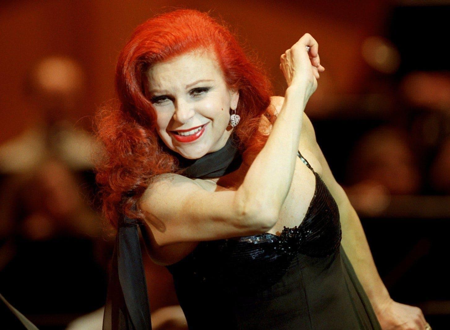 Sängerin Milva gestorben