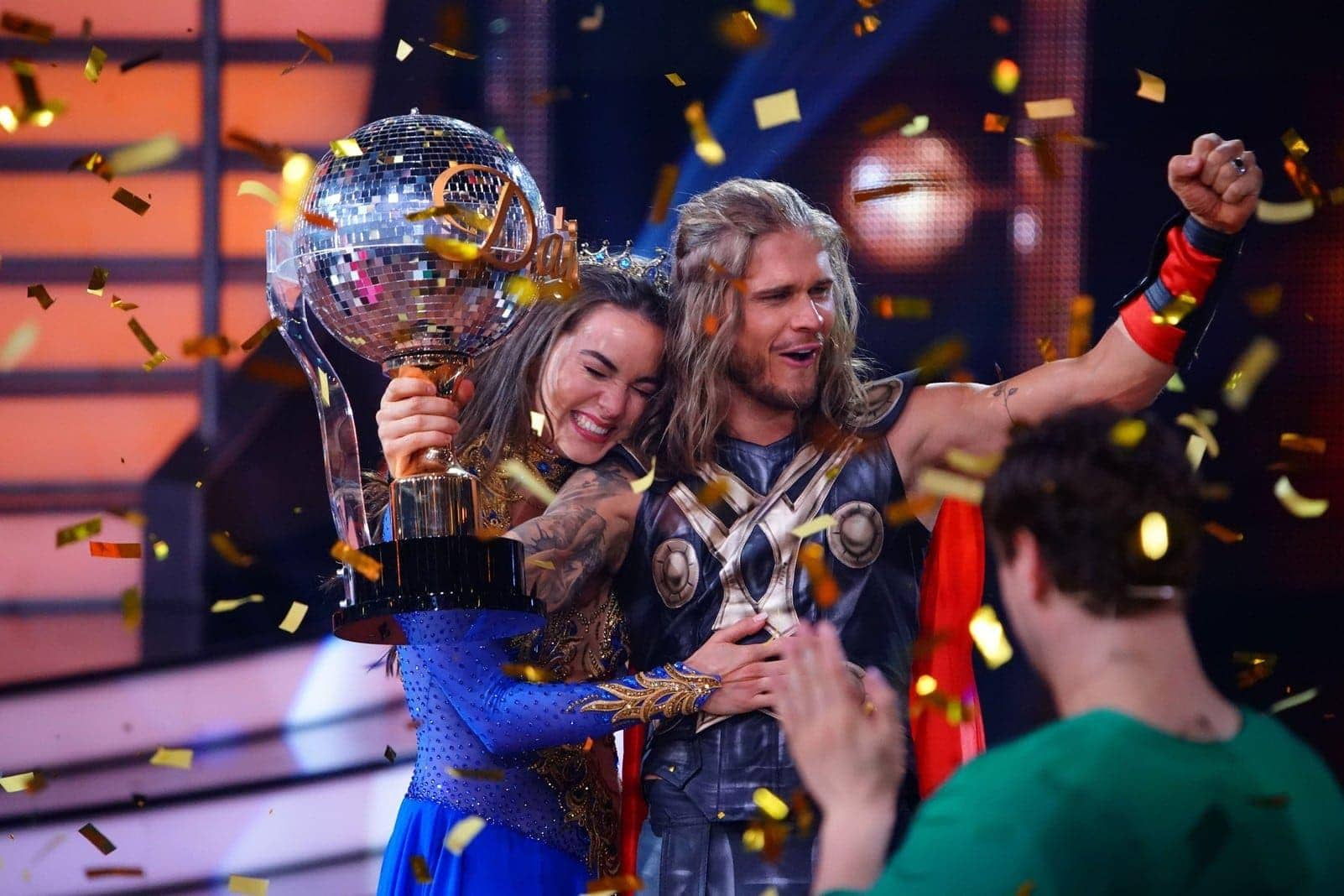 Let's Dance - Das große Finale Rurik Renata