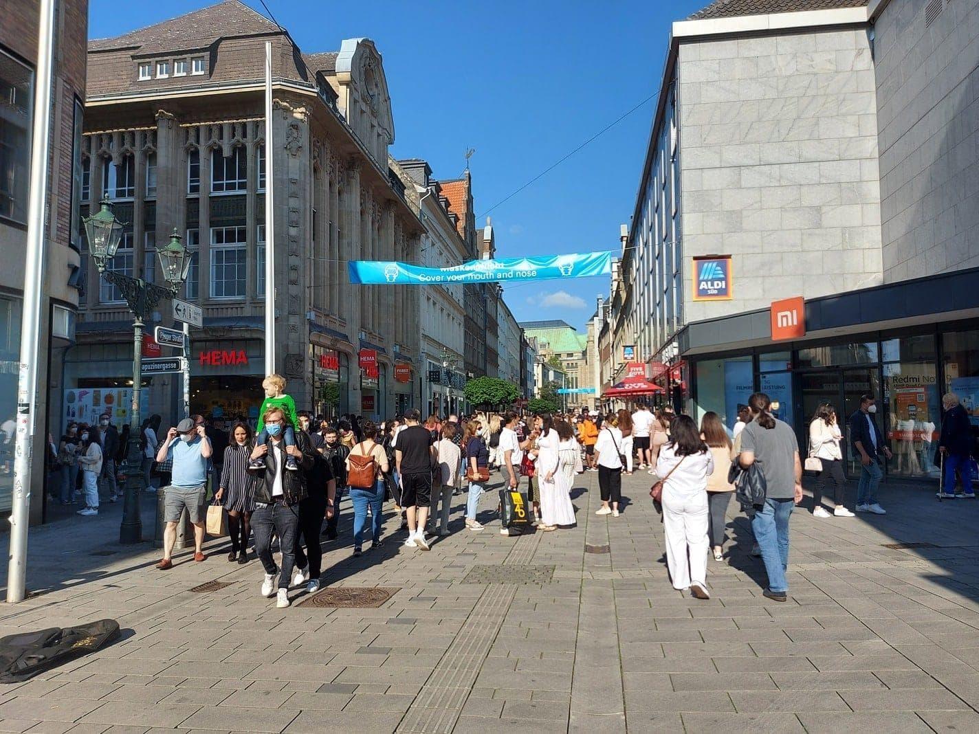 Düsseldorf Altstadt für BS