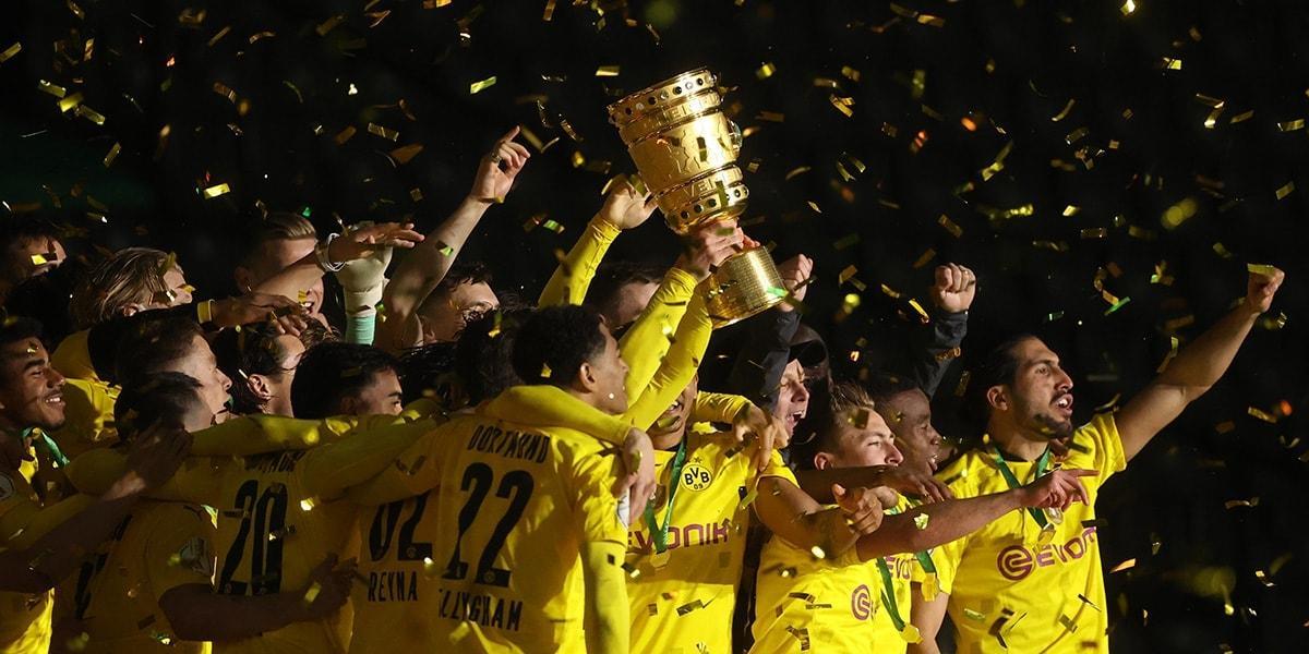 Pokalfinale Dfb 2021