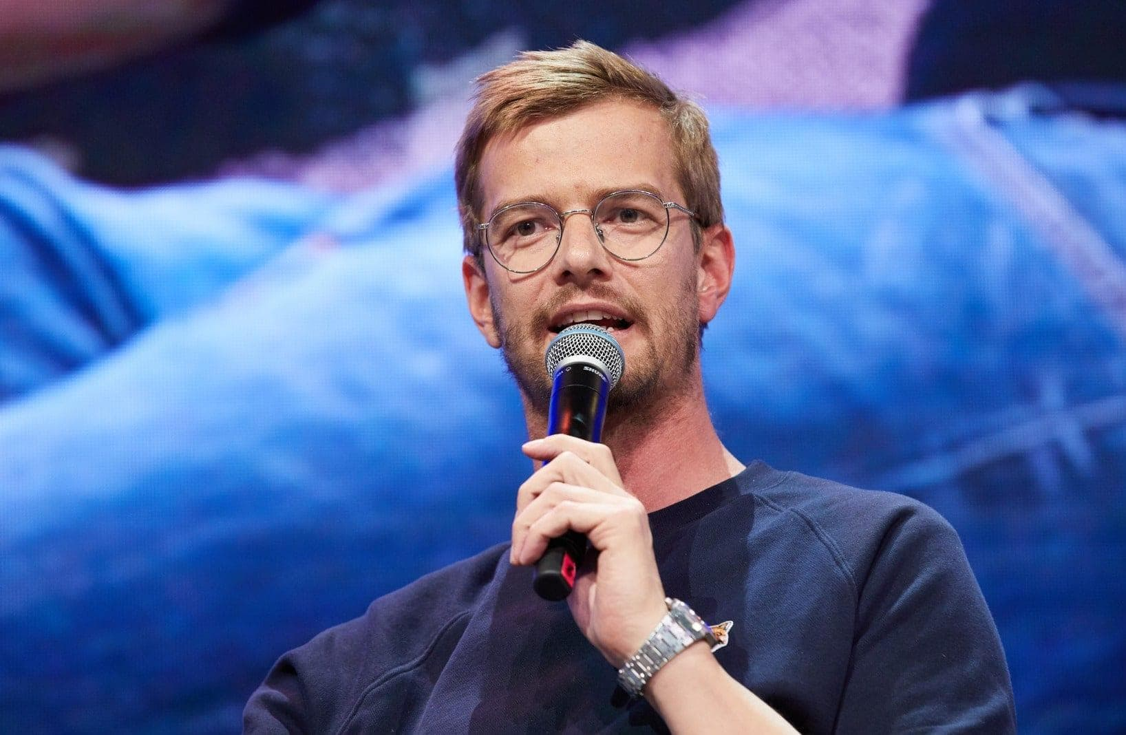 Joko Winterscheidt: Entertainer und Moderator