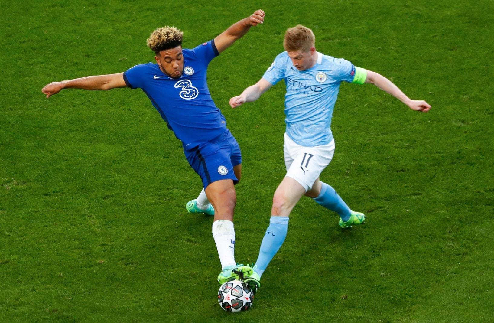 Manchester City - FC Chelsea De Bruyne
