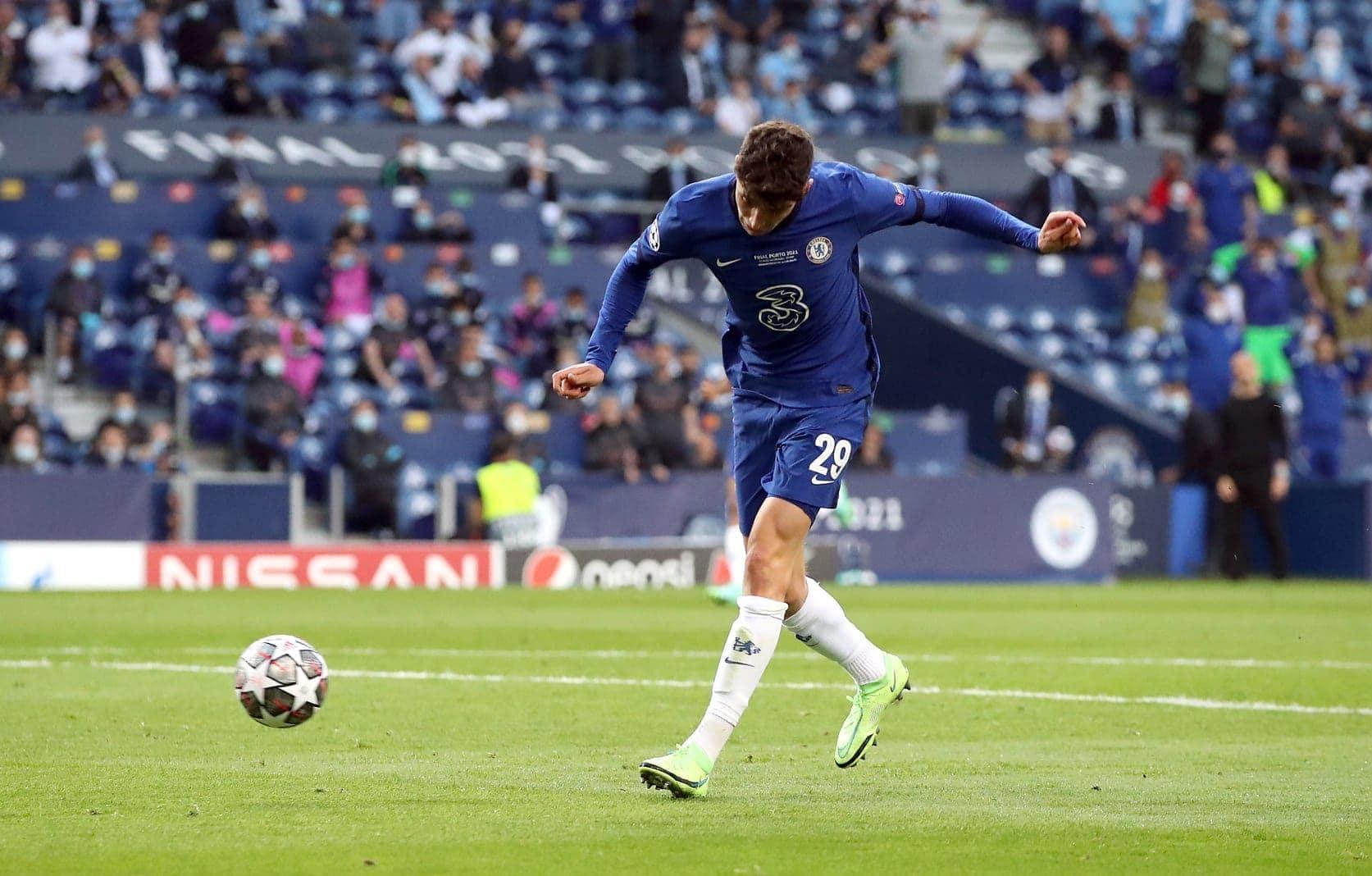 Manchester City - FC Chelsea Kai Havertz 0:1