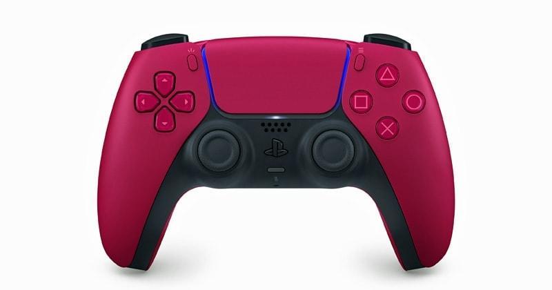PS5 DualSense Red
