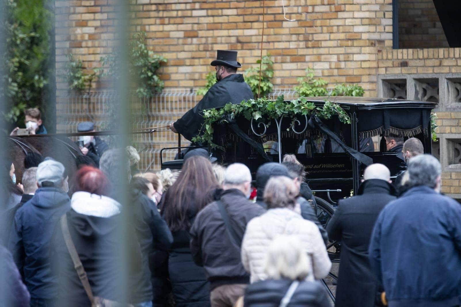Willi Herren Beerdigung 1