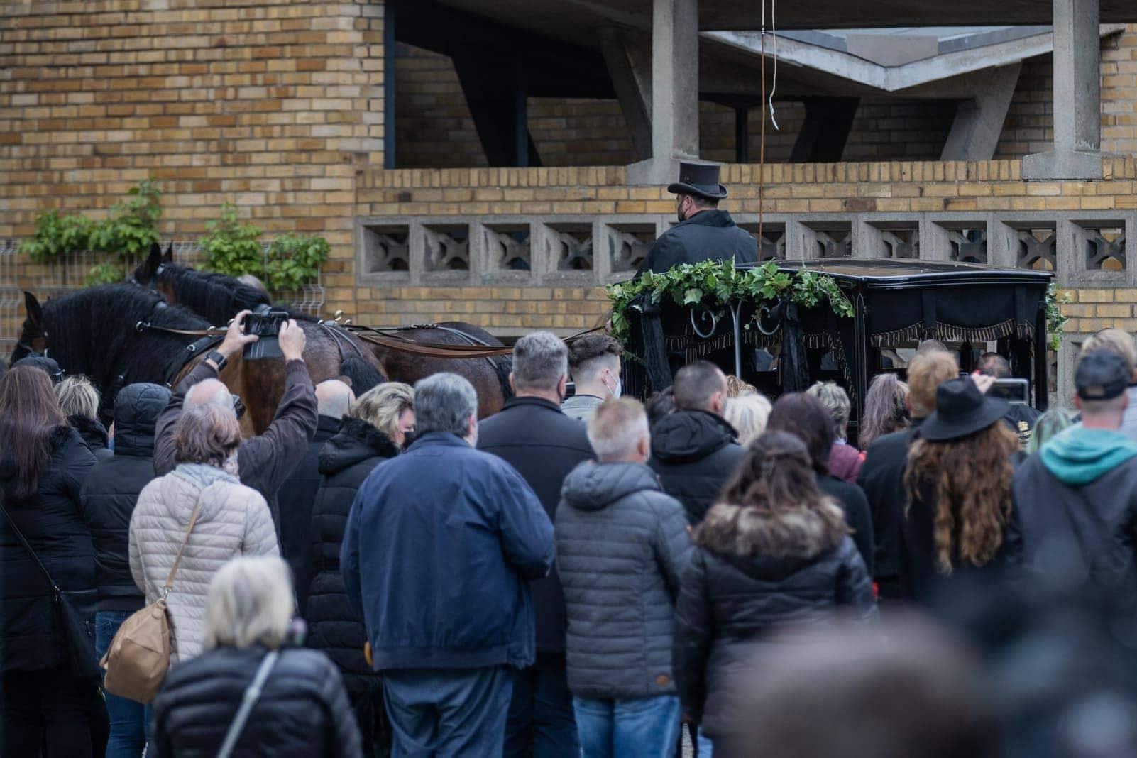 Willi Herren Beerdigung 5