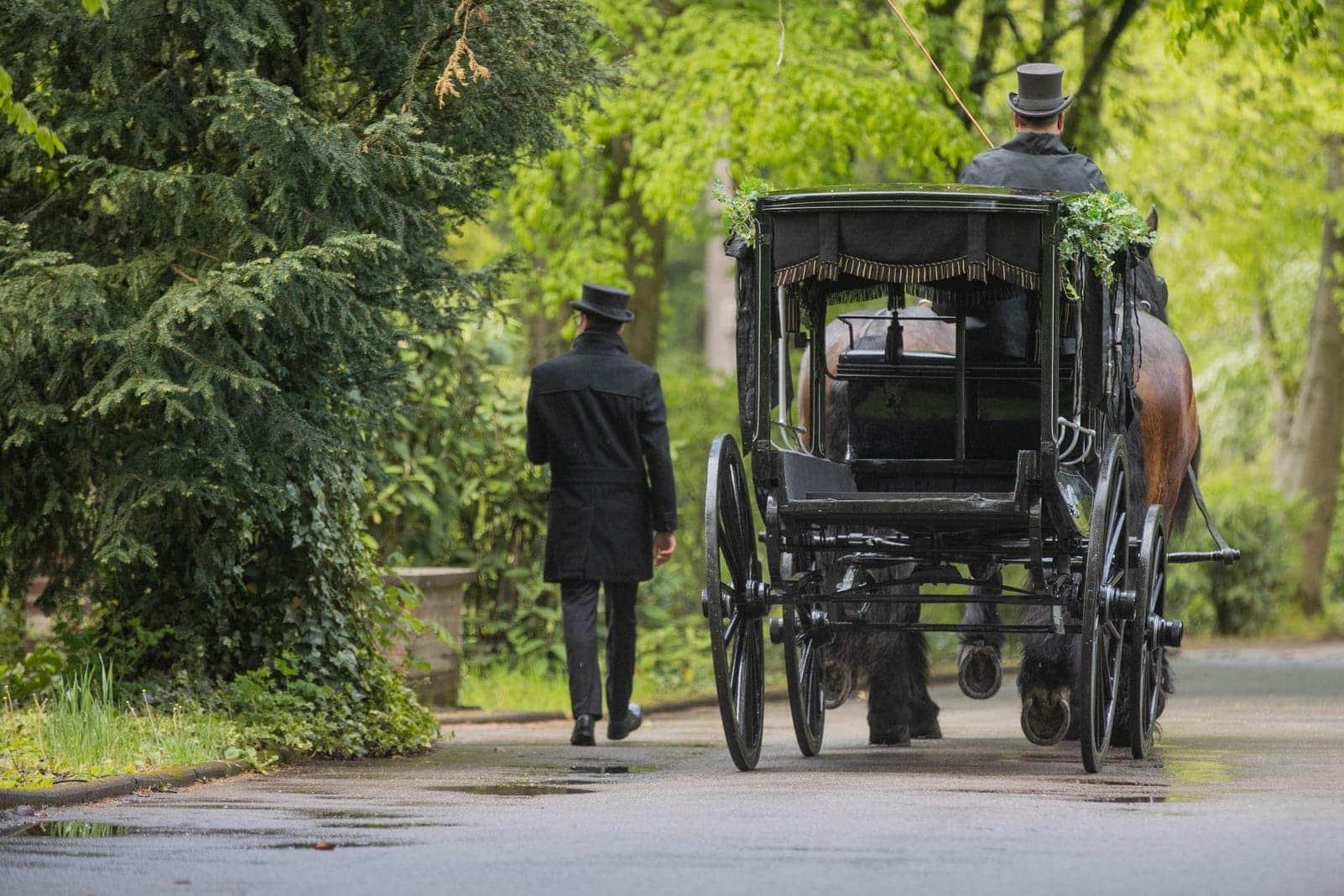 Willi Herren Beerdigung 7