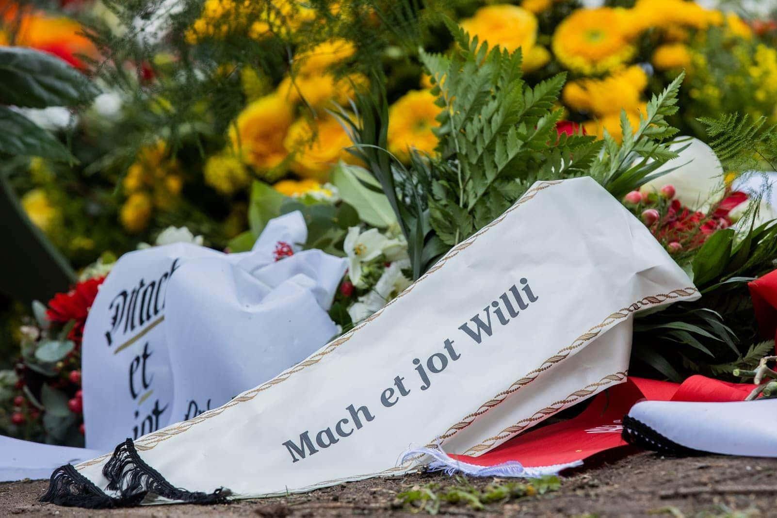 Willi Beerdigung 8