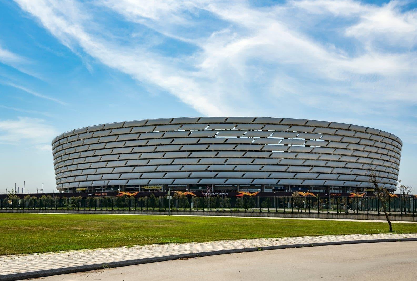 Baku Nationalstadion