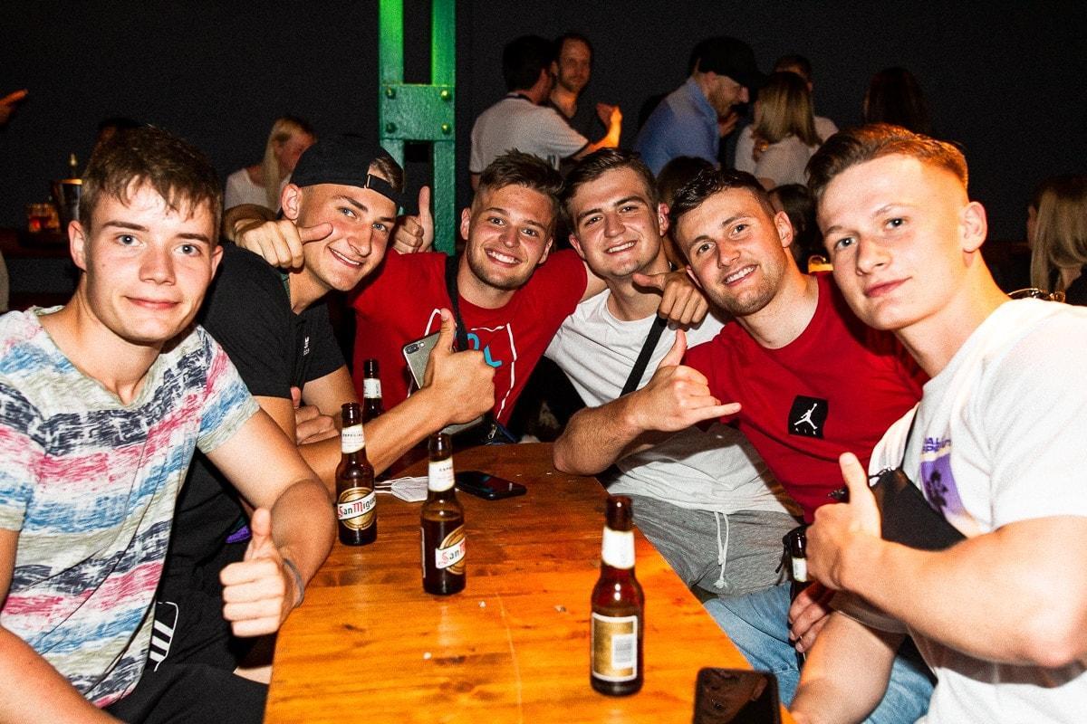 Boston Bar England Deutschland 15