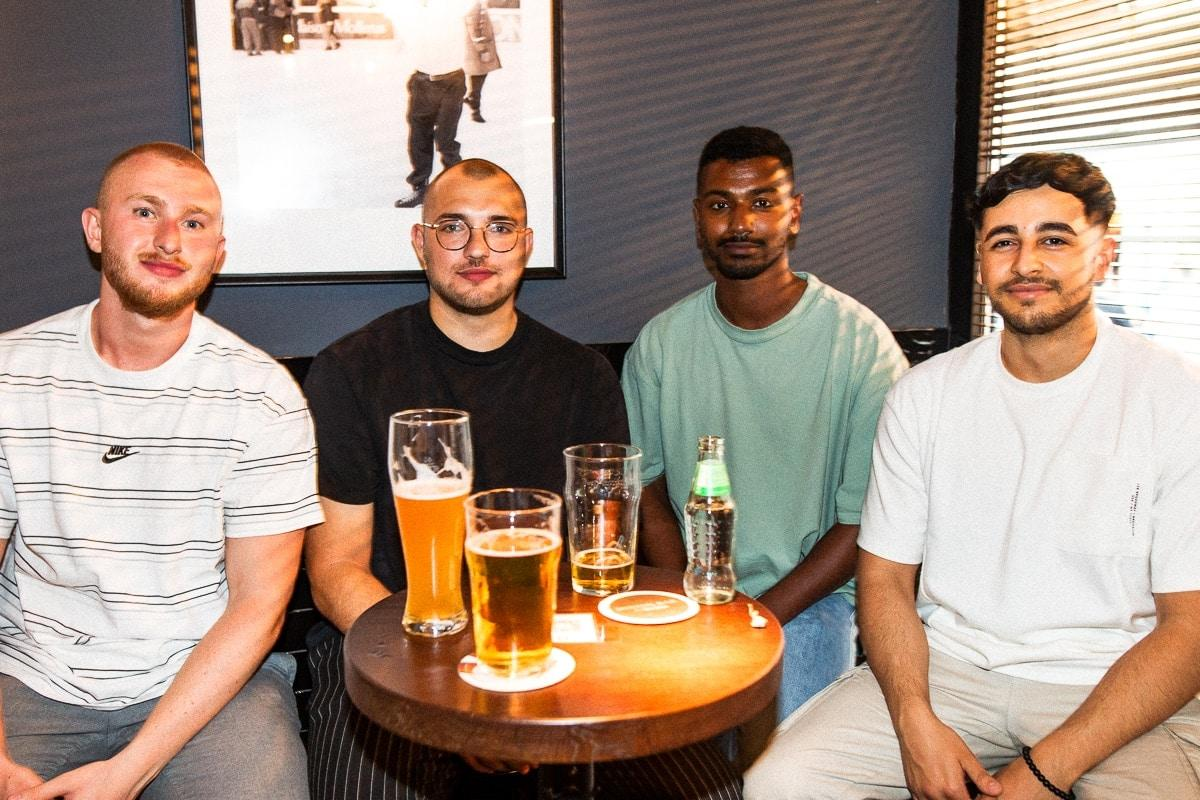 Boston Bar England Deutschland 19