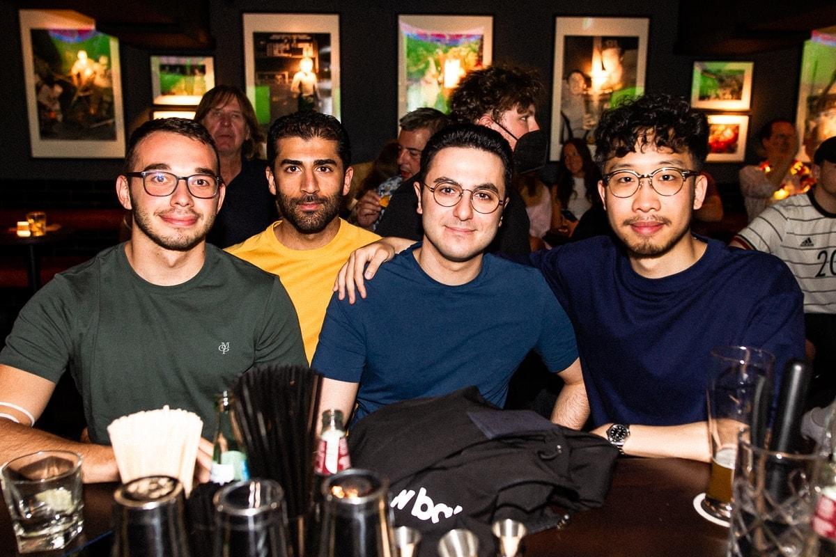 Boston Bar England Deutschland 22