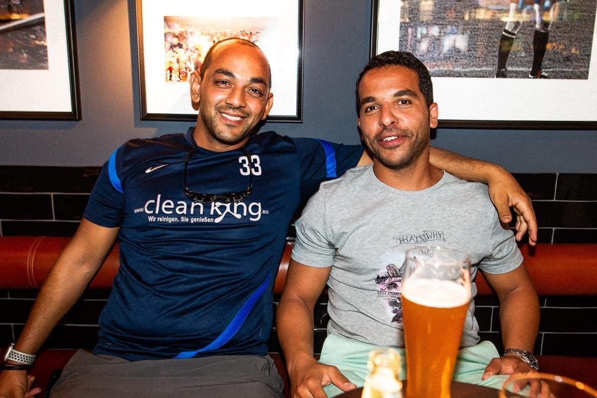 Boston Bar England Deutschland 9