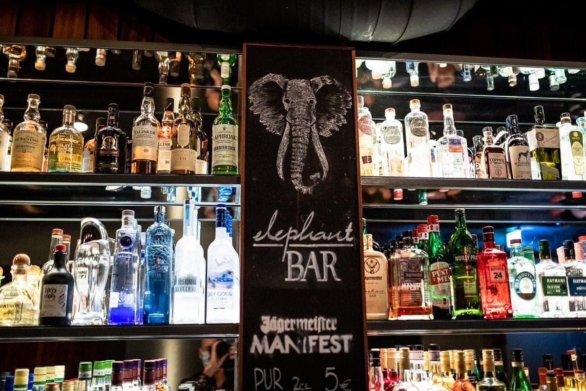 Elephant Bar 11. Juni 2021