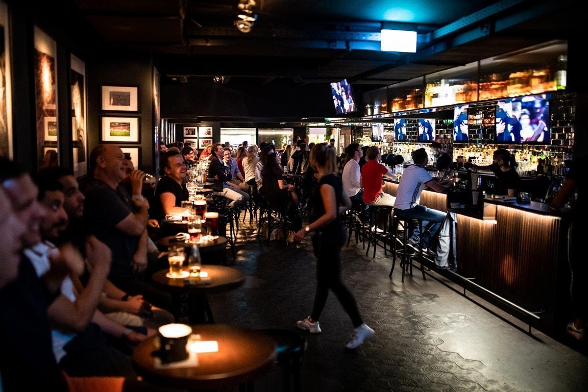 Boston Bar 23. Juni 2021