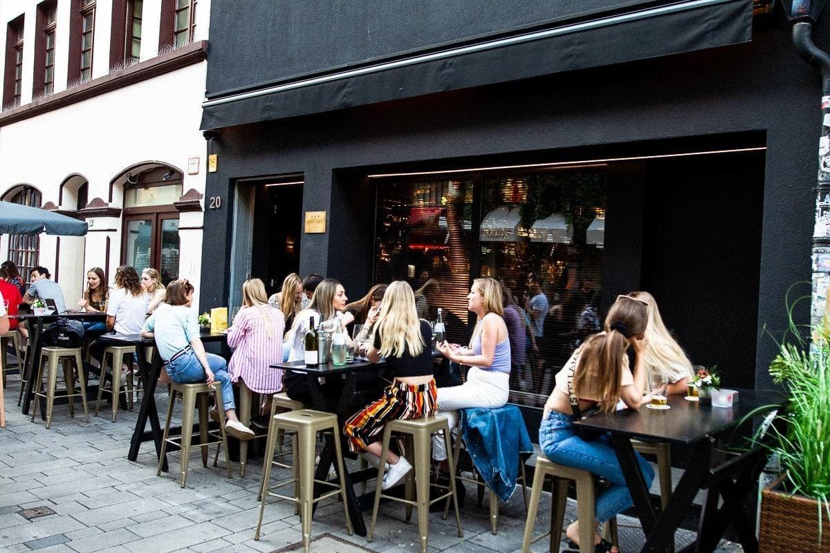 Boston Bar EM 2021 Deutschlandspiel