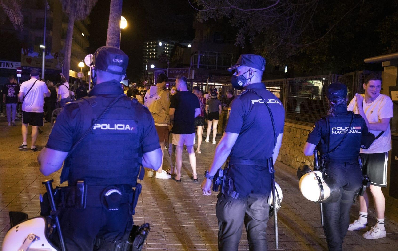 Mallorca Party El Arenal 1