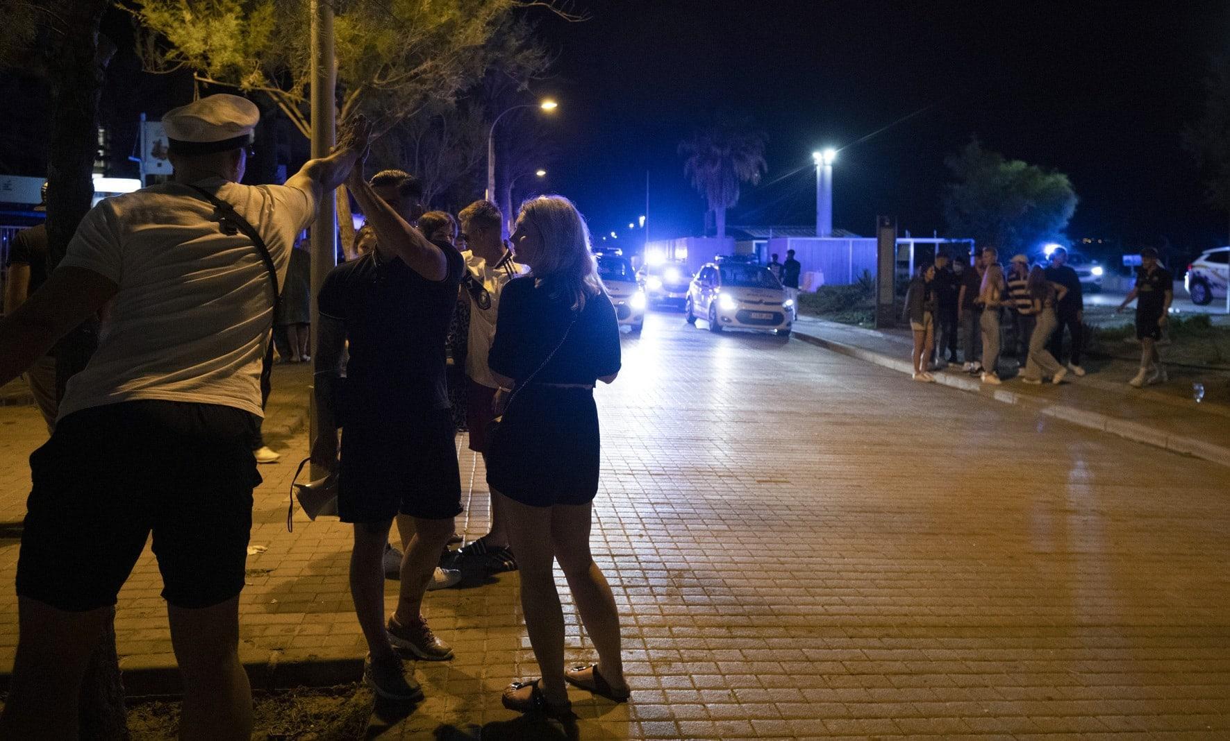Mallorca Party El Arenal 5