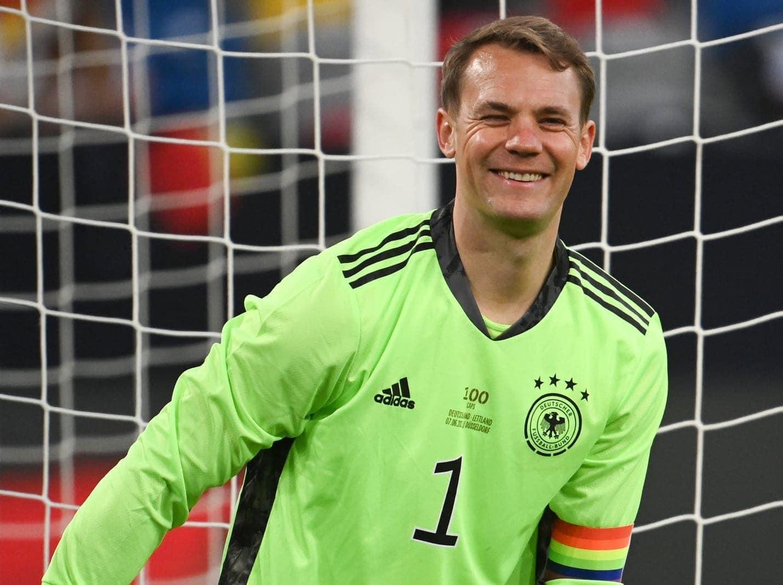 Manuel Neuer Deutschland